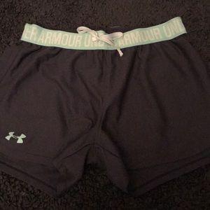 Under armor athletic shorts